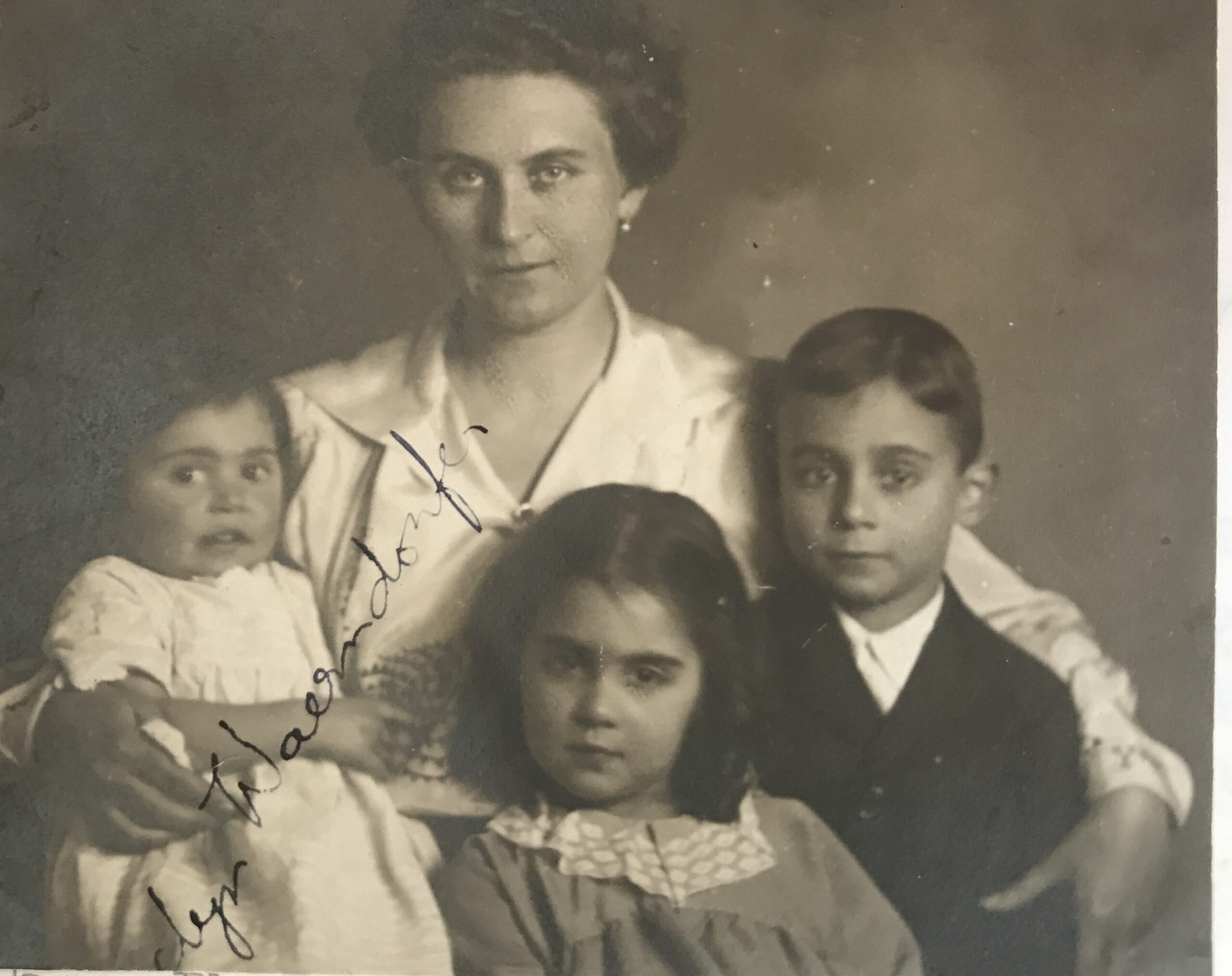 Über meine Großmutter